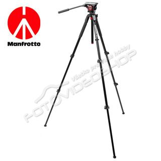 Videostatív Manfrotto HDV 2014 do 5kg 3-sekčný