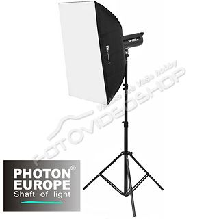 PhotonEurope LED svetlo 2000W + softbox + statív