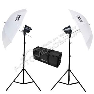 Photon LED EF-60+60 SET