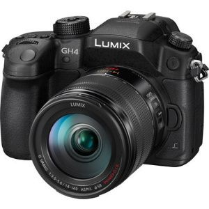 Panasonic DMC-GH4 + 14-140mm