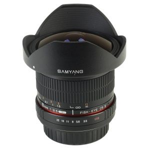 Samyang Fisheye 8mm f/3.5 AS IF UMC CSII Canon EOS
