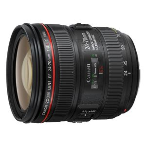 Canon EF 24-70 f4 L IS USM