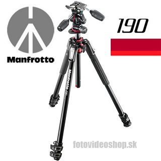 Manfrotto MK190XPRO3-3W SET