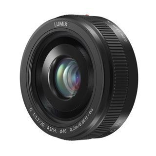 Panasonic LUMIX G 20mm F1,7 II ASPH