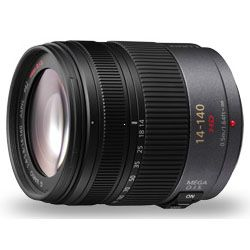 Panasonic 14-140mm f/3.5-5.6 Aspherical Power O.I.S.
