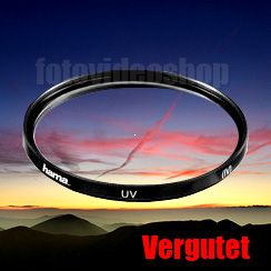 hama Vergutet UV filter HR 58mm