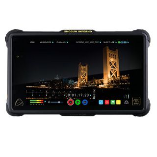 Atomos Shogun Inferno 4K 60p, Cinema DNG Raw rekordér / monitor