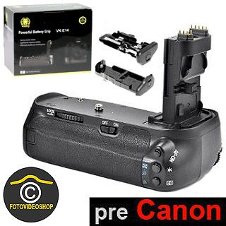 Voking battery grip BG-E14 pre Canon EOS 70 / 80D