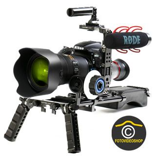 DSLR rig Camtree Hunt 2016 + Follow Focus