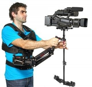 Camtree Galaxy HD-3000 kamerov� stabiliz�tor do 3,5kg