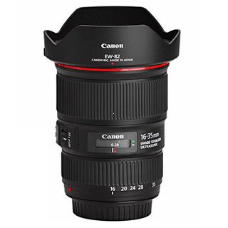 Canon EF 16-35mm f/4L IS USM objektív