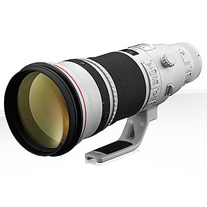 Canon EF 500mm f/4L IS USM II objektív