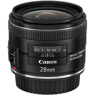 Canon EF 28mm f/2,8 IS USM objektív