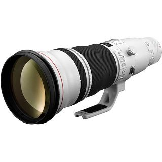 Canon EF 600mm f/4L IS II USM objektív