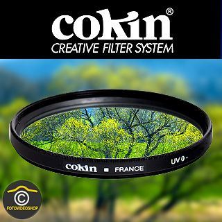 Cokin UV filter Mineral Glass 58mm