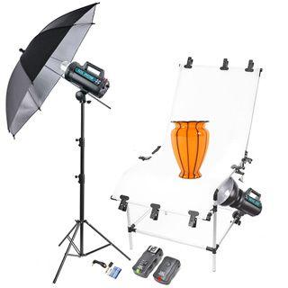 Set na fotografovanie produktov Quadralite MOVE