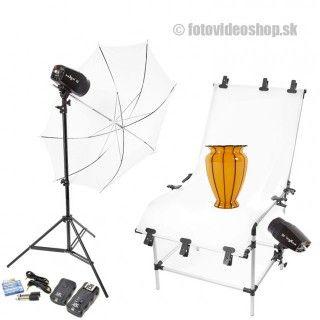 Set na fotografovanie produktov Swift