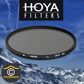 Hoya C-PL Slim 58mm Bague fine polarizačný filter