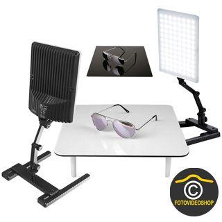 LED Table Top set na fotografovanie produktov