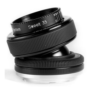 Lensbaby Composer Pro Canon EF (incl. Sweet 35 Optic)