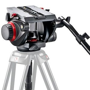MANFROTTO 509HD, videohlava s pologuľou 100mm