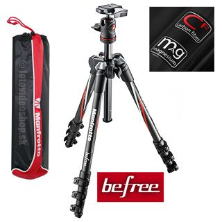 Manfrotto Befree CARBON