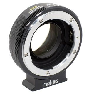 Metabones Nikon G to Xmount Speed Booster ULTRA 0.71x (Black Matt)