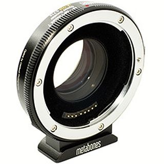 Metabones Canon EF to Micro FourThirds T Speed Booster ULTRA  0.71x (Black Matt)