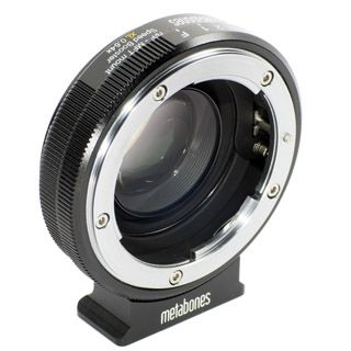 Metabones Nikon G to Micro FourThirds Speed Booster XL 0.64x (Black Matt)