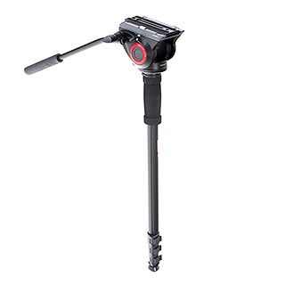 Manfrotto MVH500 video monopod