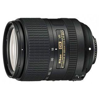 Nikon AF-S DX NIKKOR 18 – 300 mm f/3,5 – 6,3G ED VR objektív