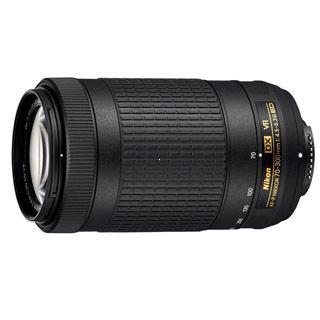 Nikon AF-P DX NIKKOR 70-300mm f/4.5-6.3G ED VR -Cashback 75€