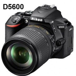 Nikon D5600 AF-S 18-105 VR KIT + 4x čistenie čipu zadarmo