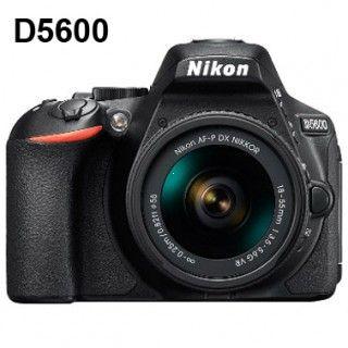 Nikon D5600 AF-P 18-55 VR KIT + 4x čistenie čipu zadarmo