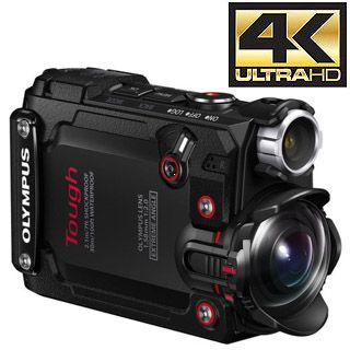 Olympus TG-Tracker 4K Action Camera čierna