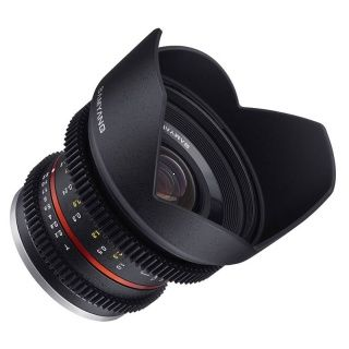 Samyang 12mm T2.2 CINE MFT (Panasonic, Olympus a Blackmagic Design)