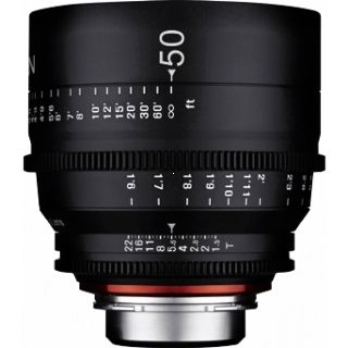 Samyang XEEN 50mm T1.5 Cinema Lens - MFT