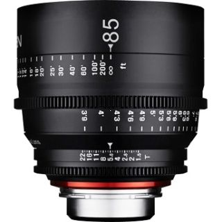Samyang XEEN 85mm T1.5 Cinema Lens - MFT