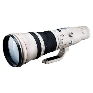 Canon EF 800mm f/5.6L IS USM objektív