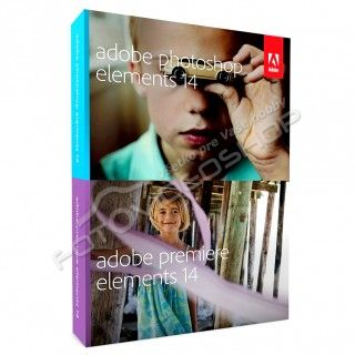 Adobe Photoshop / Premiere Elements 14 WIN CZ FULL