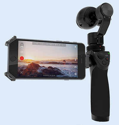 dji osmo ban with mt