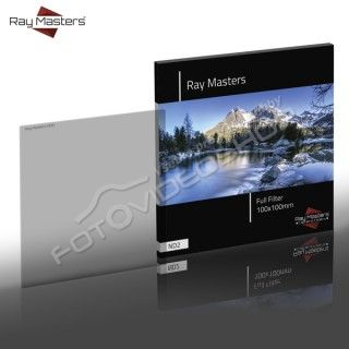 RAY Masters Filter ND 2 Full (100 x 100mm) - ZERO