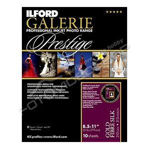 Ilford A4/50 Gold Fibre Silk 50ks