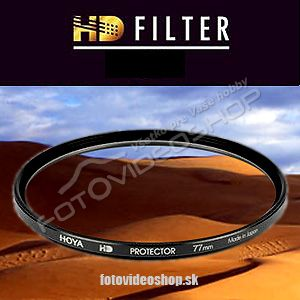 Hoya HD filter Protector Digital 77