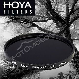 Hoya Infrared filter 72mm
