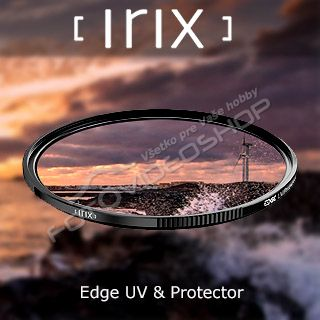 Irix Edge UV & Protector 77mm filter