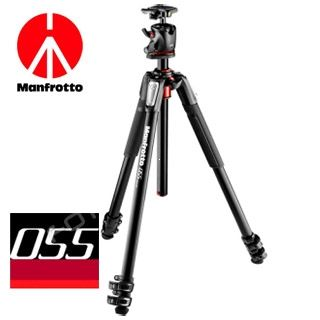 Manfrotto MK 055XPRO3-BHQ2 (BH1) SET