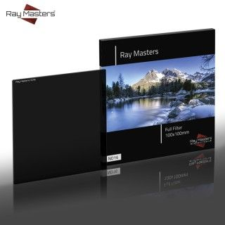 RAY Masters Filter ND 16 Full (100 x 100mm) - ZERO