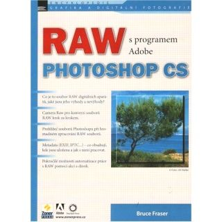 RAW s programem Adobe Photoshop