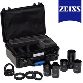 Zeiss Loxia SET - 5x video objektív pre Sony E